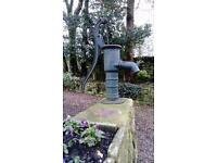 Ornamental Garden Water Pump