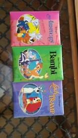 Children's Disney classics book bundle