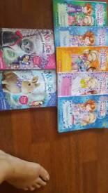 5 secret kingdom books and 2 magic animal friends