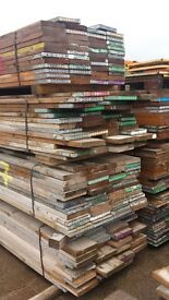 Reclaimed - Grade A Scaffolding boards, dry stored the best ones to buy