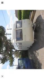 Carlight Continental Caravan 1978