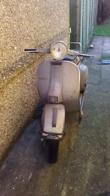 Vespa ds200 for restoration