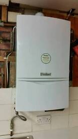 Vaillant boiler in fully working order
