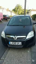 Vauxhall zafria