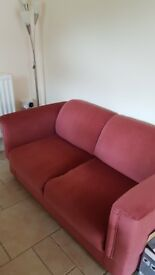 Sofa - 2 seater converts to bed settee