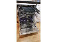 BEKO Dishwasher in excellent condition DFN28R21W