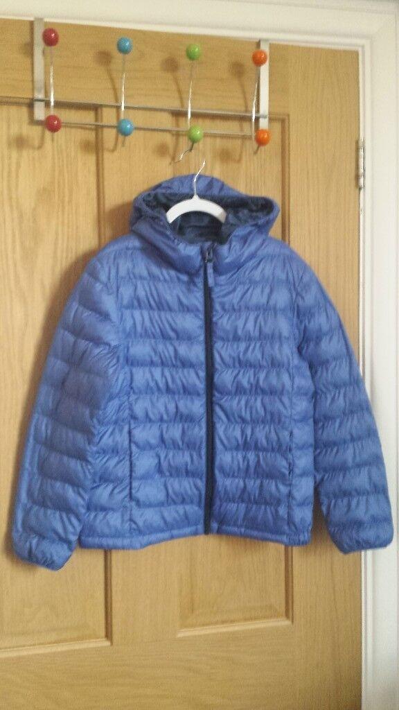 ea48d76ce Uniqlo Kids Light Warm Padded Jacket Age 7 8