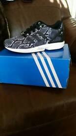 Boys adidas zx flux size 13