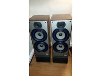 B&W sm330i speakers