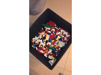 Retro Lego big box full