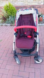 Mamas and Papas Stroller Sola2