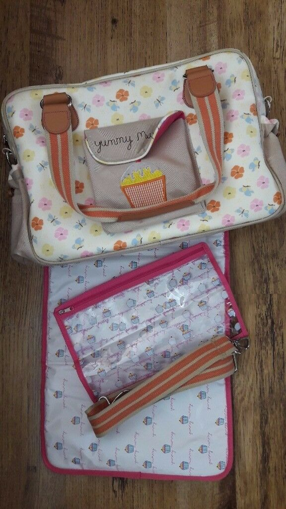 Yummy Mummy changing bag in good condition. £25