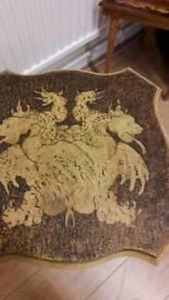 Unique dragon table