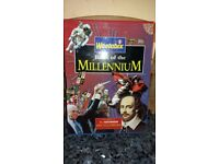 Weetabix book of the millennium set- mint condition