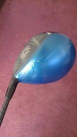 Golf Club Heads Spray Painted (Drivers & Woods)