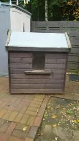 Dog hut