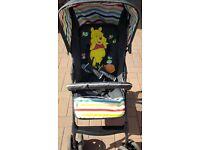 Hauck Disney Winnie the Pooh Stroller