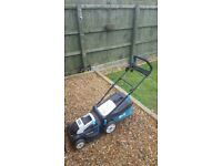 Macallister corded 35cm lawn mower