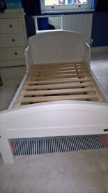 East Coast White Toddler Bed