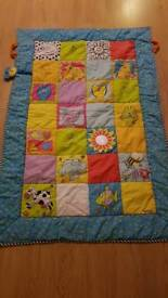 baby's large play mat