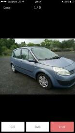 Renault Scenic 1.6 16V Great Condition Panoramic Sunroof