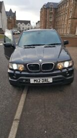 2002 BMW X5 3.0 DIESEL LOW MILLAGE FULLY LOADED DVD BODY KIT ALLOYS EXHAUST LONG MOT