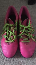 Adidas Astro boots UK boys / men's 10
