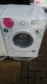 BEKO 9KG 1200SPIN WASHING MACHINE IN WHITE