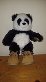 BuildABear 'Timberland' Boots