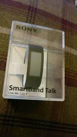 Sony Smartband SWR30 fitness tracker