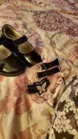 Girls lelli Kelly shoes size 8