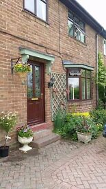 Three bed semi detached house to rent