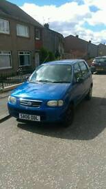 9 mot 75000 miles in good condition new oil and brakes
