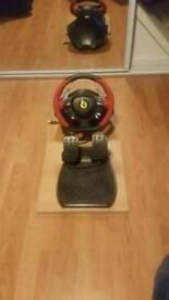 FERRARI 458 racing wheel for xbox one
