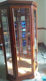 Living room furniture.. TV cabinet, Display cabinet, coffee table nest of tables