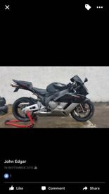 Honda CRB rr1000 for Quick Sale