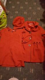 Girls age 3-4 Xmas outfit