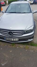 Auto mercedes CLC great deal for car-drives amazing