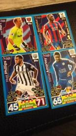 Match attax 17/18 date updated 17/11/17