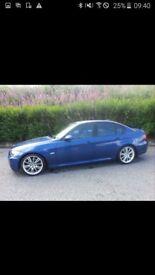 2006 BMW 330D M SPORT LE MANS BLUE