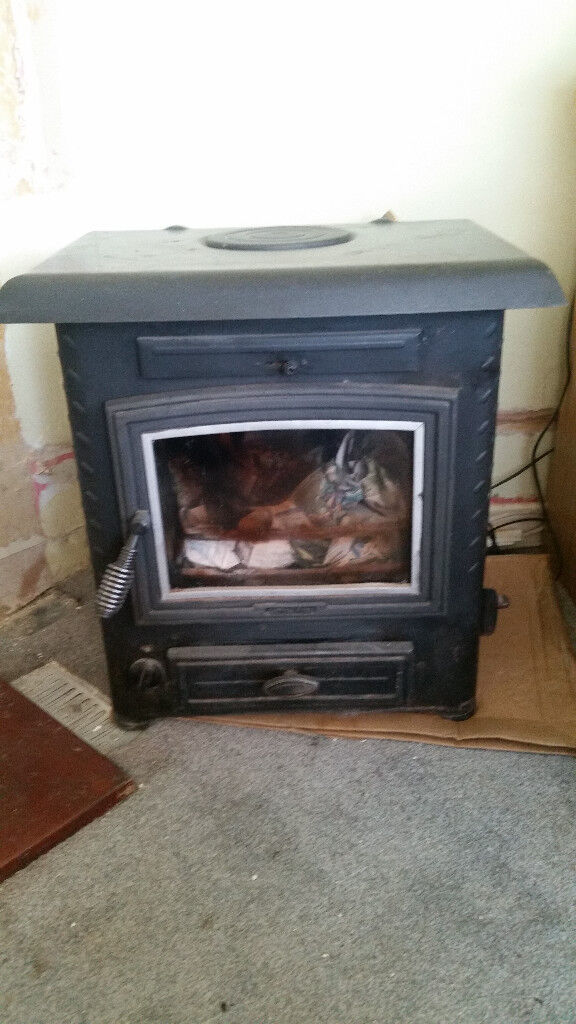 Arrow Stratford TF30B Multifuel Boiler Stove