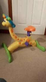 V tech Giraffe