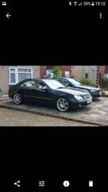 Mercedes CLK 200 Kompressor M3 S4 audi, cdi, bmw, ford 220
