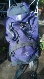 Karrimor 55l rucksack