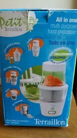 Baby weaning food processor