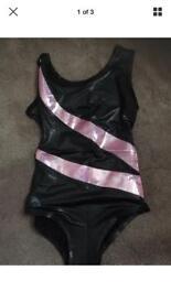 Brand new in packet girls leotard/gymnastics/dance