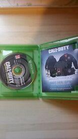 Call of Duty Infinite Warefare Legacy Edition Xbox One