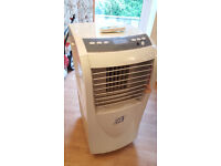Free standing air conditioner for the home, no installation required (USED & WORKING)