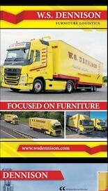 7.5t HGV Drivers Required