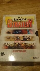 PC Game - Best of Sierra Strategy (3 games)